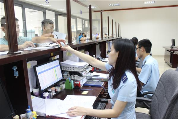 dịch vụ kê khai hải quan tại Nội Bài
