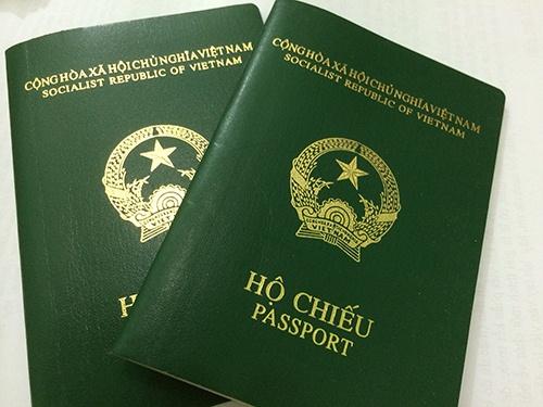 Chuẩn bị hộ chiếu khi mua hàng Trung Quốc