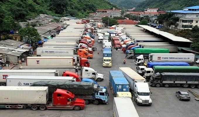 Vận chuyển hàng Trung Quốc chính ngạch