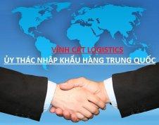 ủy thác nhập khẩu chính ngạch hàng Trung Quốc