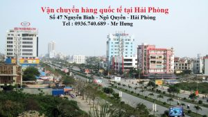 van-chuyen-hang-quoc-te- tai -Hai - Phong.