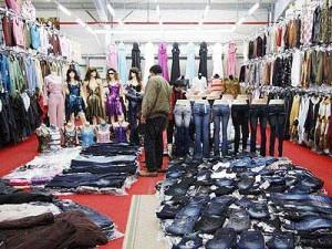 Buôn hàng thời trang Trung Quốc