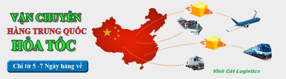 Mua hàng Trung Quốc online về Việt Nam