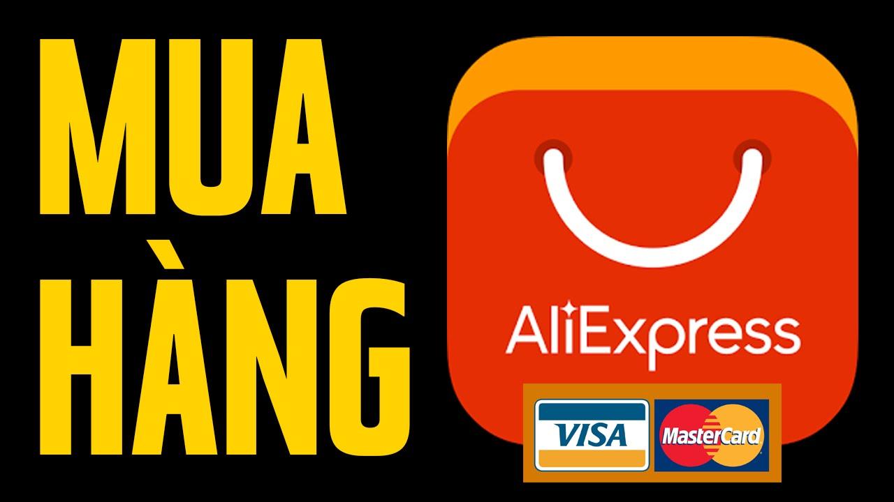 Đặt hàng Trung Quốc trên Aliexpress