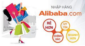 Đặt hàng Trung Quốc trên Alibaba