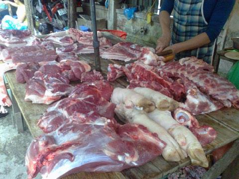 Buôn hàng Trung Quốc-Thực phẩm tươi sống