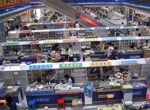 Buôn hàng điện tử Trung Quốc