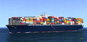 vận chuyển hàng trung quốc bằng đường thủy