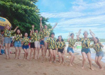 Team Nữ - cty Vĩnh Cát