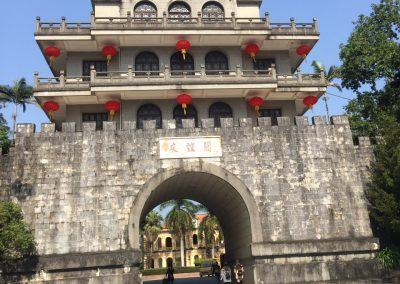 cửa khẩu bằng Tường