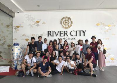 team Vĩnh Cát - Bangkok