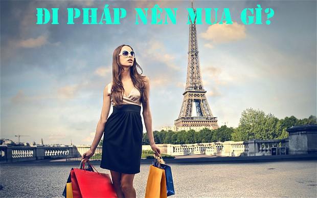 Đi du lịch pháp nên mua đồ gì về làm quà?