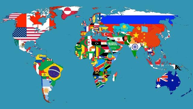 mã vạch các nước trên thế giới