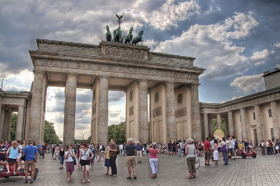 Một địa điểm du lịch nổi tiếng tại Đức