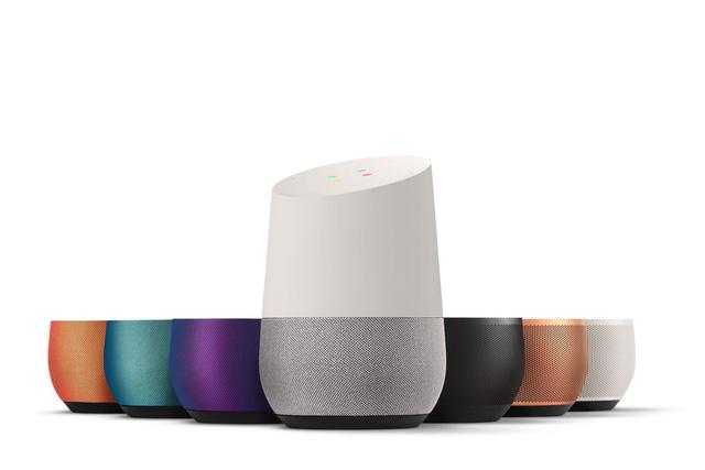 Google Home sản phẩn loa thông minh