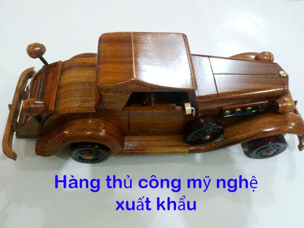 Một số mặt hàng thủ công mỹ nghệ Việt nam xuất khẩu