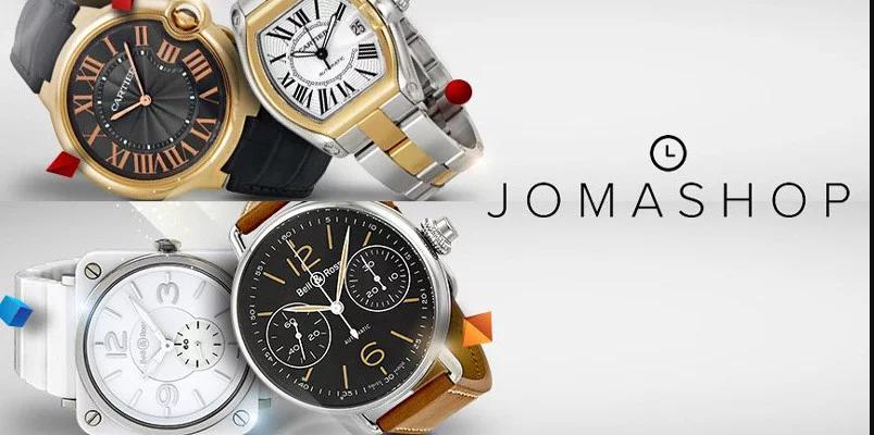 mua đồng hồ trên jomashop
