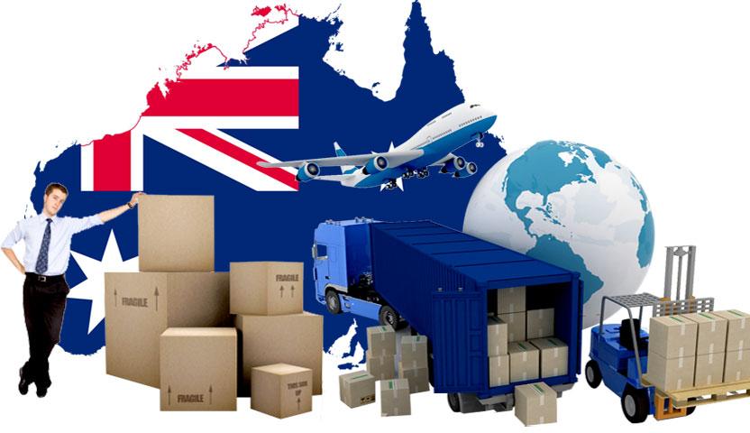 Dịch vụ mua hộ hàng Úc và bảng giá cước chuyển hàng đi Úc