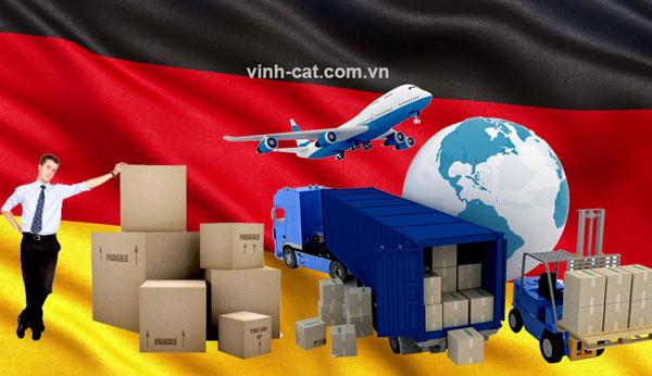 order hàng Đức