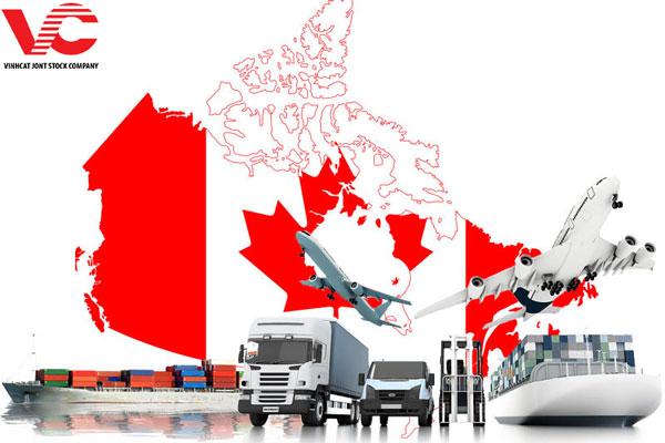 vận chuyển hàng từ Canada