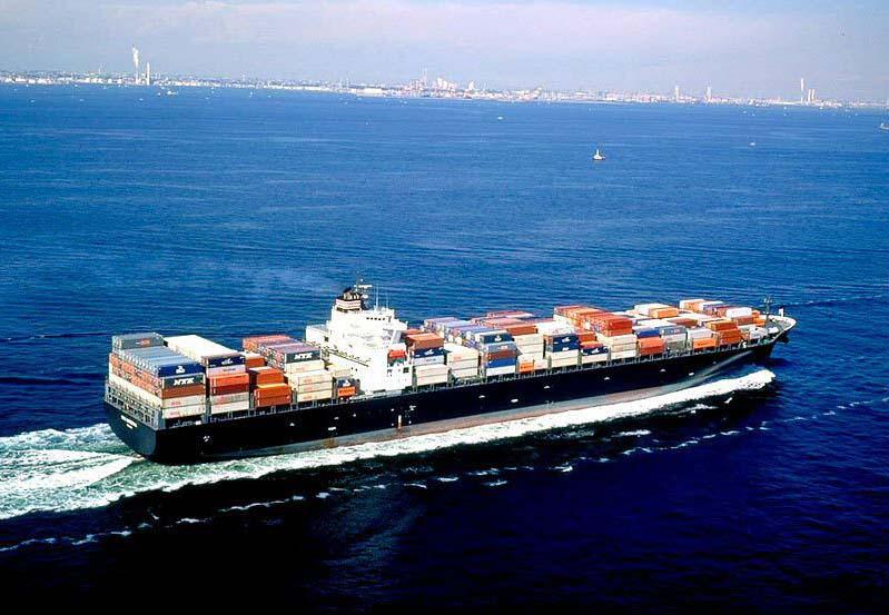 Xuất khẩu đường biển