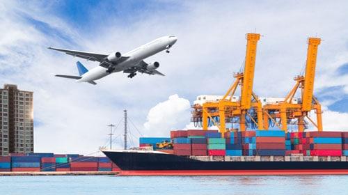 vận chuyển phát quốc tế