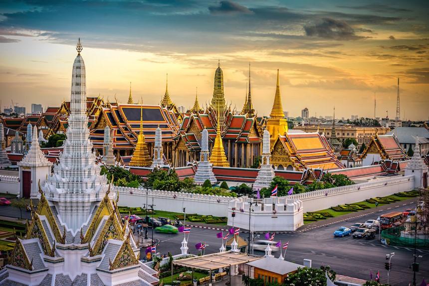 Vận chuyển hàng sang Thái Lan