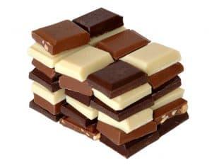 Thủ tục nhập khẩu và chính sách của hàng socola nguyên khối