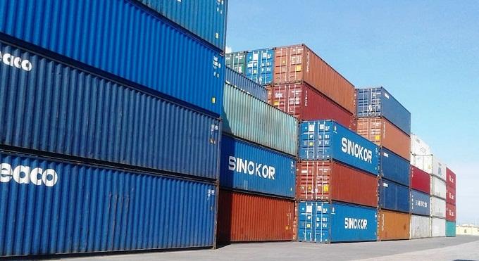 Container giá rẻ tại Hà Nội