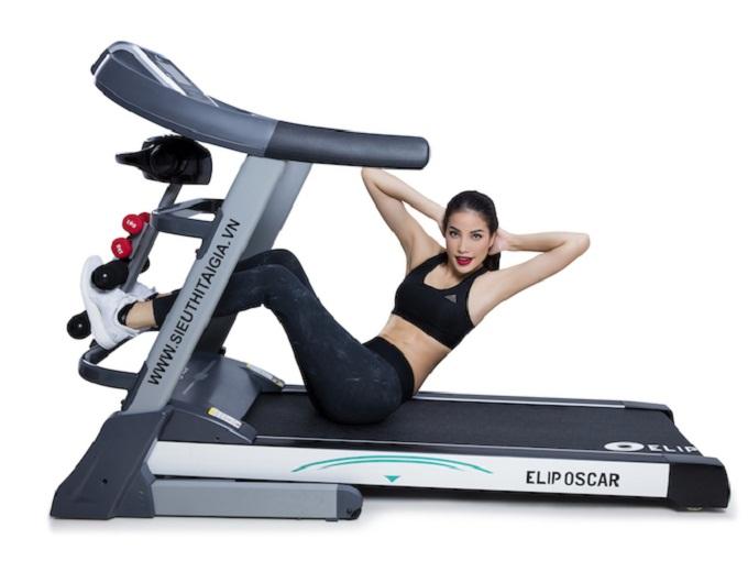 Máy tập thể dục da năng