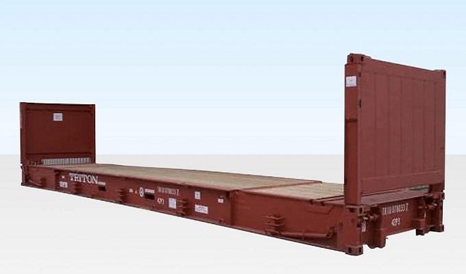 Kích thước container flat rack là gì