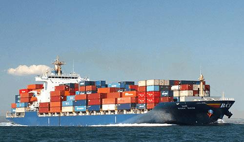 Khi hàng hoá được đưa vào bến cảng Terminal thì coi như đã được chuyển giao rủi ro cho bên mua