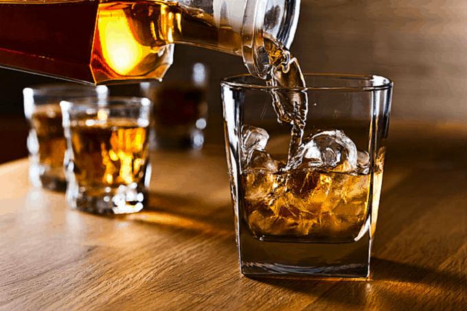 Chế biến rượu xuất khẩu
