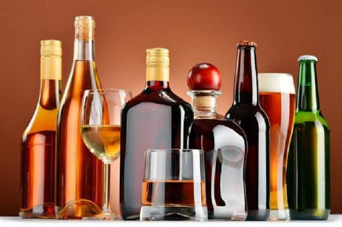 Chết biến rượu đạt chuẩn