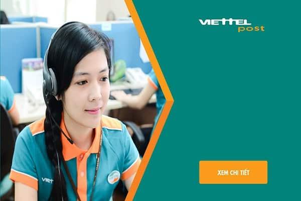 Số điện thoại tổng đài Viettel Post