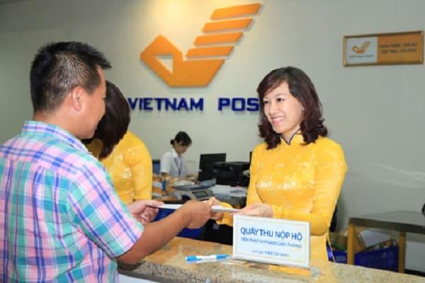 thời gian làm việc của bưu điện