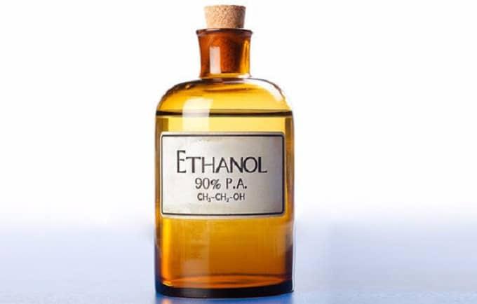 ethanol chế biến;