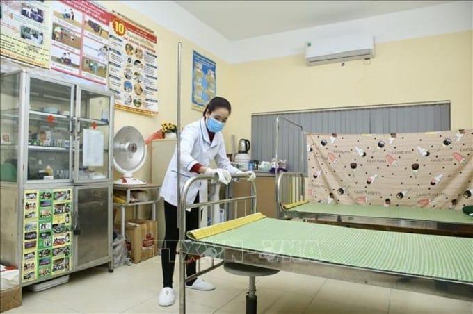 Nước sát khuẩn cho bệnh viện;