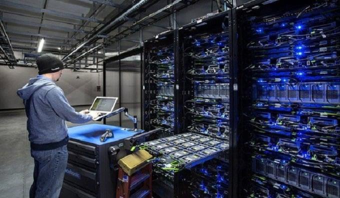 Thủ tục nhập khẩu và HS CODE mặt hàng máy chủ Server