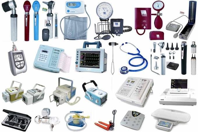 Trang thiết bị y tế cần thiết