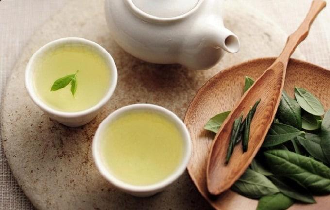thủ tục nhập khẩu trà xanh