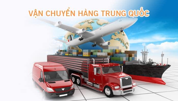 Vận chuyển hàng Trung Quốc về Đà nẵng chỉ từ 3 ngày