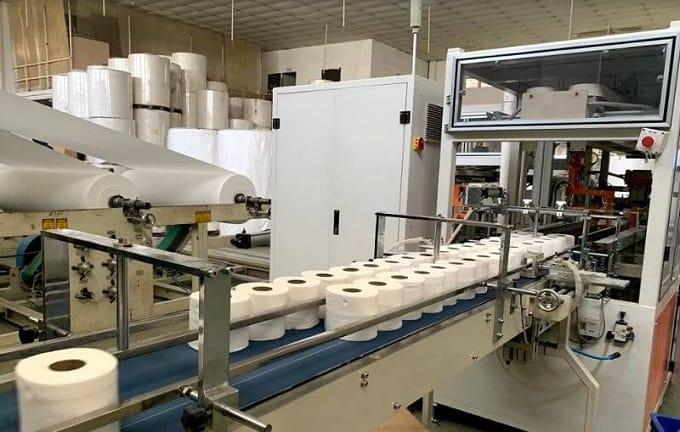 thủ tục nhập khẩu giấy vệ sinh
