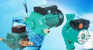 Mã hs code và thủ tục nhập khẩu máy bơm nước