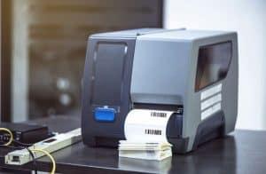 Thủ tục nhập khẩu máy in mã vạch và máy đọc mã vạch