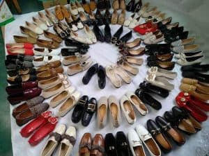 Mách bạn cách lấy sỉ giày dép Quảng Châu