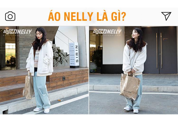 áo nelly