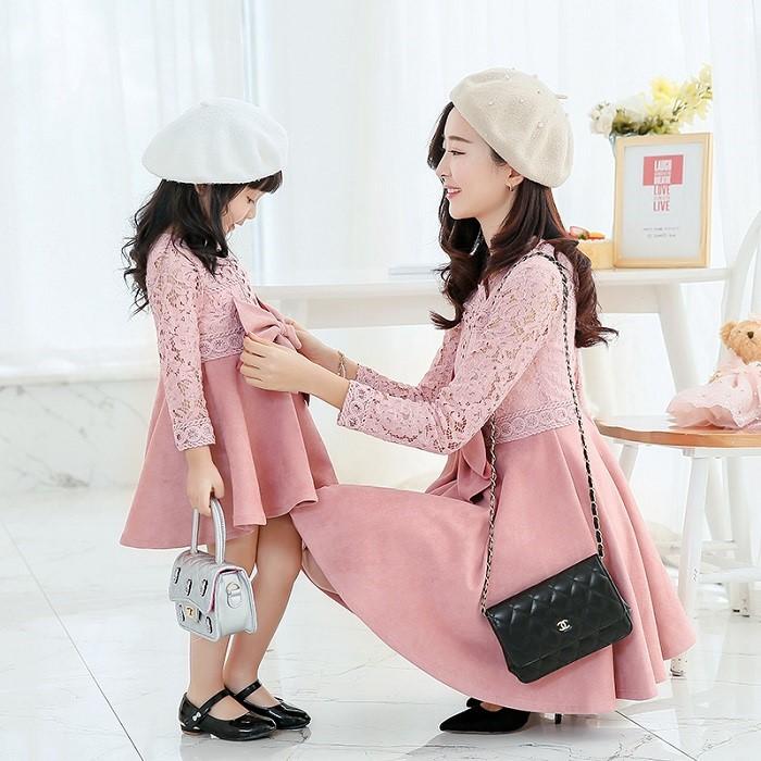 Những lưu ý khi lựa chọn váy đôi mẹ và bé giá sỉ